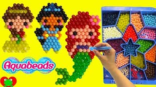 Disney Princess Aquabeads, Slime Surprises and Art Case