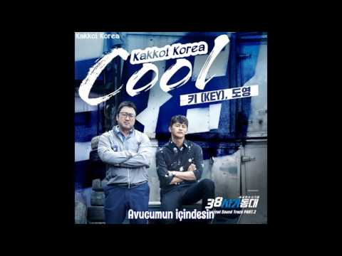 Türkçe Altyazı 키(KEY), 도영(Doyoung) _ COOL (38 Task Force OST Part.2)