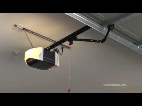 How To Turn Off The Light Feature Using The Chamberlain Smart Control Panel Youtube