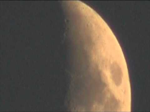 movimento della luna