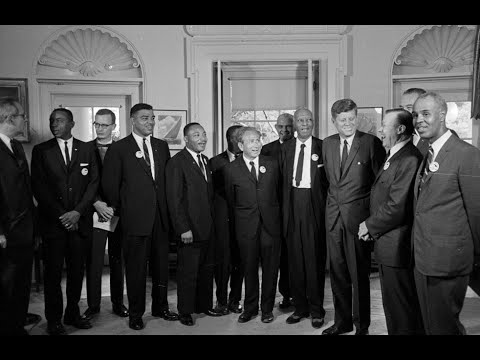 The Kennedy Brothers Thought the Civil Rights Movement Was a Nuisance at Best  -  Glen Ford Pt 4/5