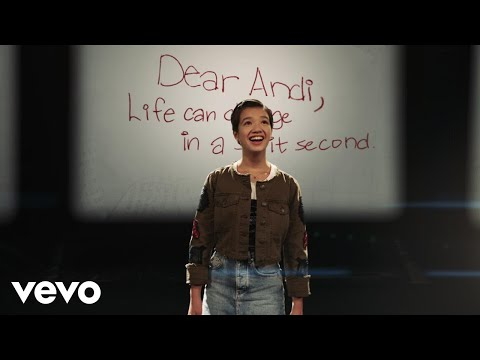 Sabrina Carpenter - Tomorrow Starts Today (Andi Mack Theme Song) (Official Video)