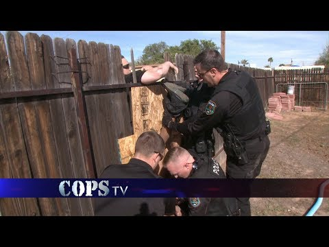 What Did I Do, Officer Kevin McCort, COPS TV SHOW