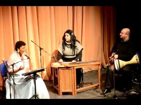 Nicole Taylor the American Soprano singing in Arabic  [بكتب اسمك يا بلادي]