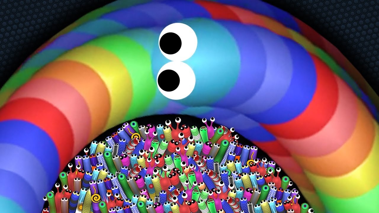 Download Slither.io A.I. 300,000+ Score Epic Slitherio Gameplay