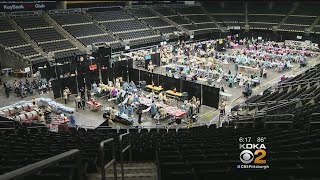 Mission Of Mercy Hosting Free Dental Clinic At PPG Paints Arena