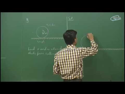 IIT JEE Main + Advanced I Physics I Rigid Body Dynamics I AJN Sir From ETOOSINDIA COM