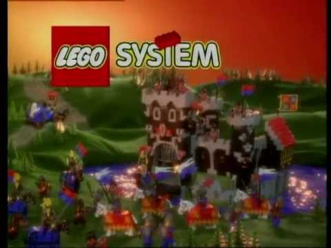 Lego Castle 1992 Wolfpack Commercial Youtube