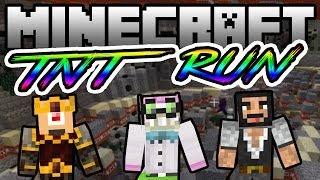 Minecraft - TNT Run - Ronald heeft visite!
