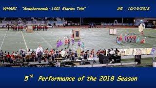 2018 - Woodbridge High School EC 5th Performance of the 2018 Season
