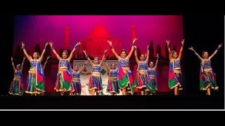 B-Step Jhoom Class 2013- Bollywood Dance- Festivals of India