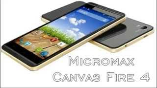micromax Canvas Fire 4 Full Feature Review With Price  Tekz24