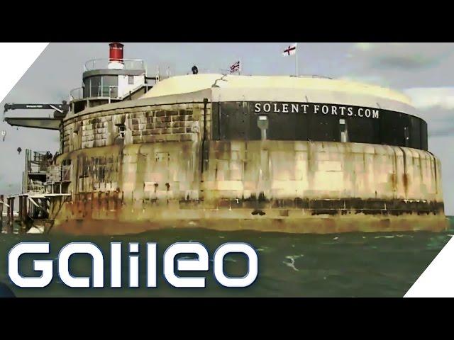 Drei  außergewöhnliche Urlaubsunterkünfte | Galileo | ProSieben