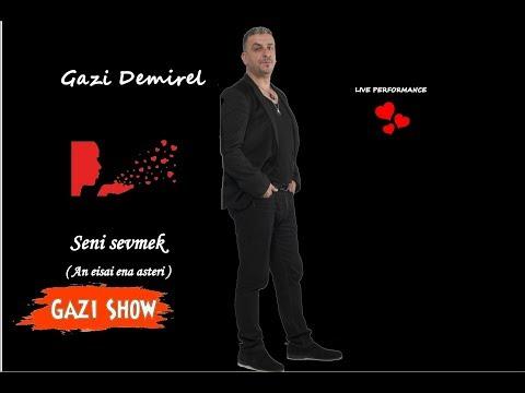 Gazi Demirel Seni Sevmek (An eisai ena asteri) cover