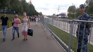 Фестиваль фейерверков Ростех в Москве 2018