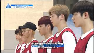 [Produce101ss2] [Vietsub] Team Get ugly practice Part 3/3 EP 7 cut