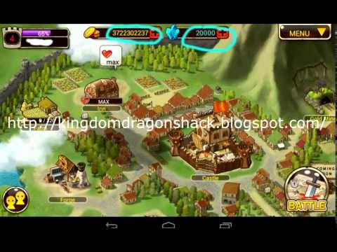 Kingdom & Dragons Unlimited Gold & Gems Hack (iOS/Android)