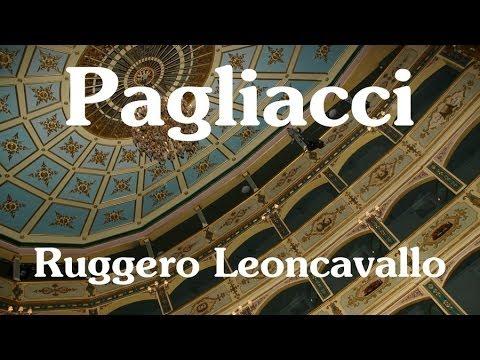 PAGLIACCI   Ruggero Leoncavallo