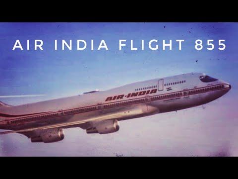 FSX  A Bad Orientation Air India Flight 855
