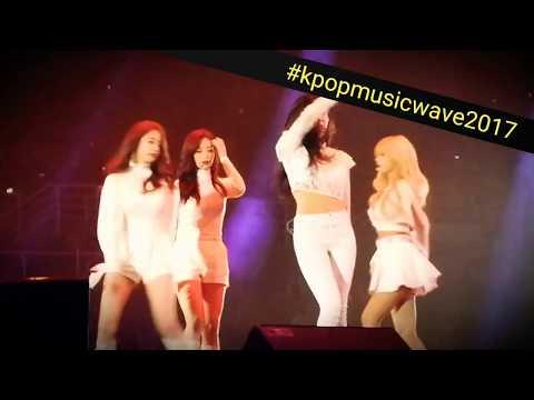T-ARA in K-Pop Music Wave 2017 (Penang, Malaysia)