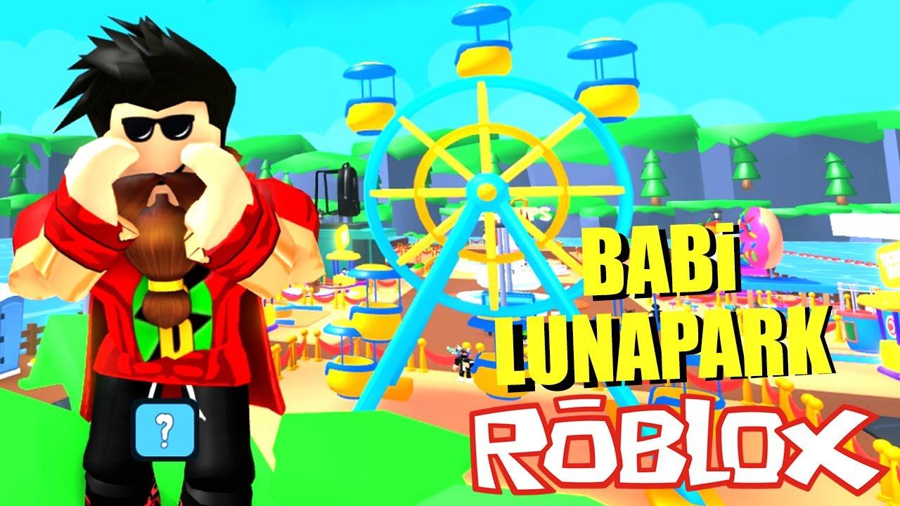 BABİ LUNAPARK AÇILDI!! 🎢 Roblox Carnaval Tycoon