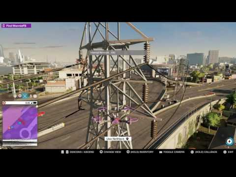 Watch_Dogs 2 playthrough pt59 - A Series of Chaotic Events