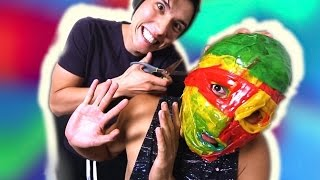 100 LAYERS of FRUIT ROLL UPS! by : Wassabi Productions
