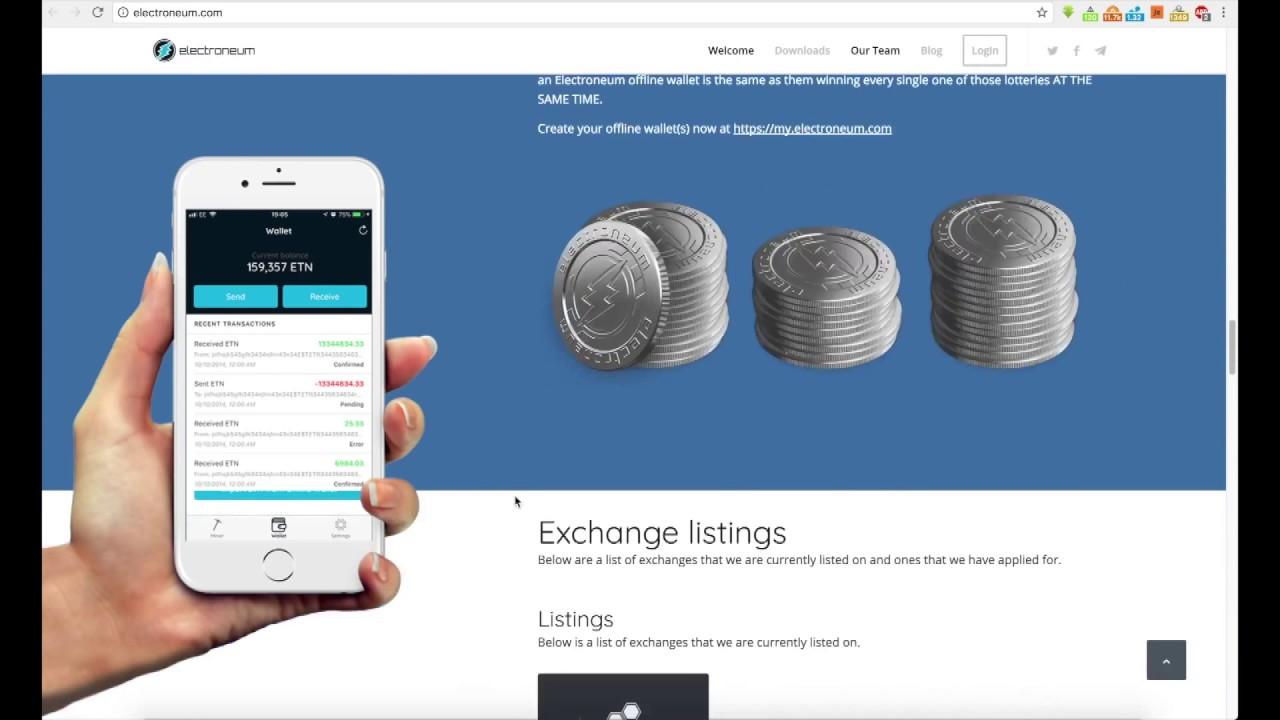 Exodus coin market cap