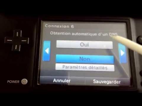 Comment Connecter Sa DSi A Internet