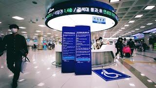 제주공항 국내선 출국장, 체크인 Jeju Airport…