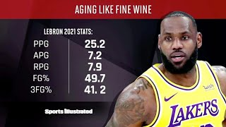 More Impressive: LeBron James At 36 Or Tom Brady At 43?