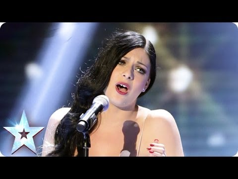 Lucy Kay sings Nessun Dorma | Britain's Got Talent 2014 Final