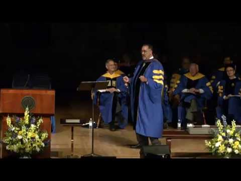 Dean Burgett's 2015 Eastman School of Music Commencement Speech