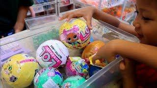 Hunting Mainan LOL Confetti Pop Series 3 - Beli Mainan Anak Perempuan LOL Surprise + Squishy & Slime
