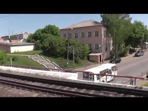 Отправление со станции Котельнич-I