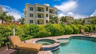 Exclusive Siesta Key Penthouse and Villa in Sarasota, Florida