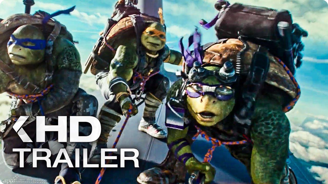 teenage mutant ninja turtles 2 stream