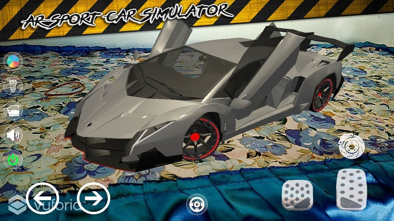 AR Sport Car Simulator Games Update 3.0 Version For Android