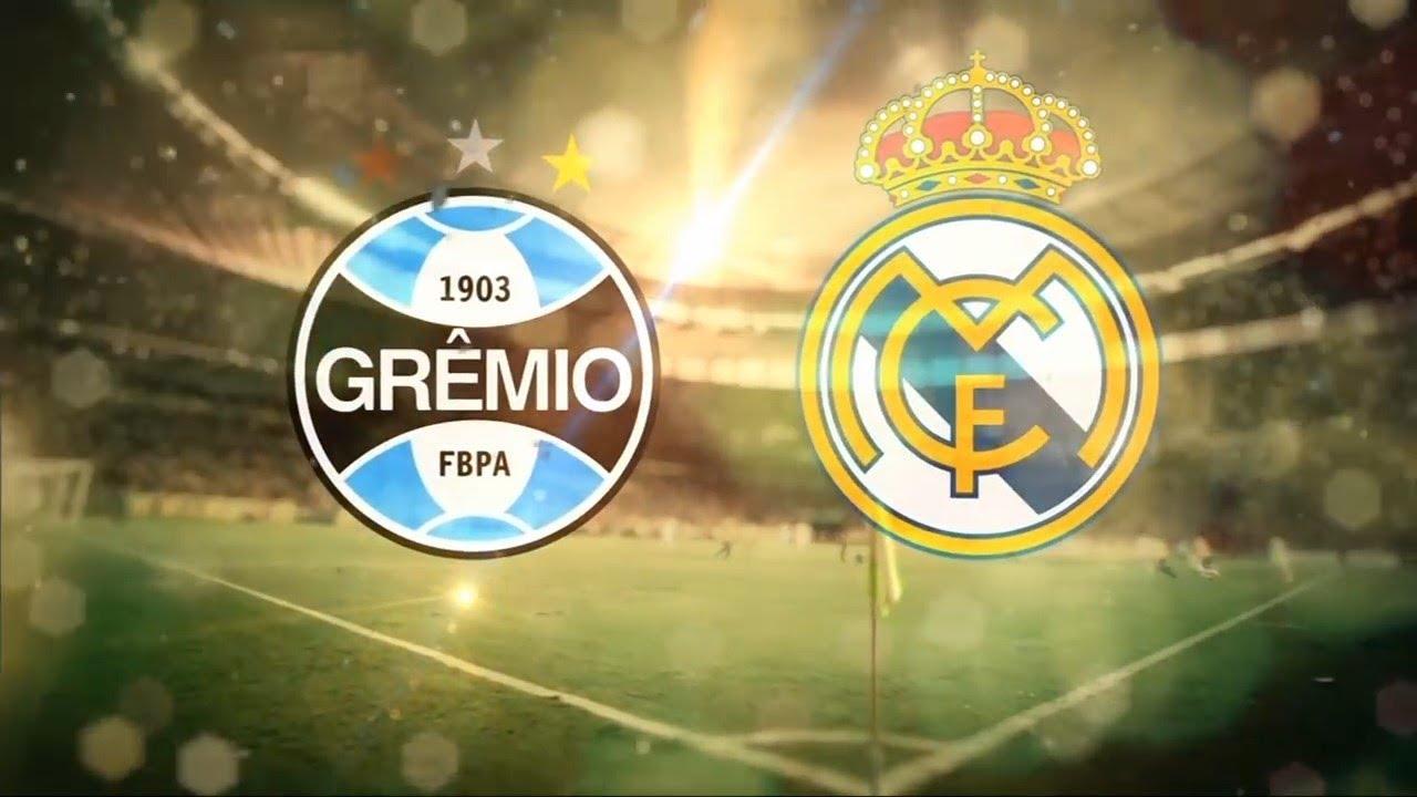 Grêmio X Real Madrid - Chamada da Final Mundial de Clubes 2017