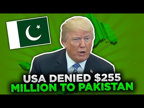 USA $255 Million DENIED for Pakistan, Their refusal to Stop Funding & Giving Refuge to Terrorists!