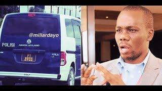 BREAKING Zitto Kabwe akamatwa na Polisi Airport