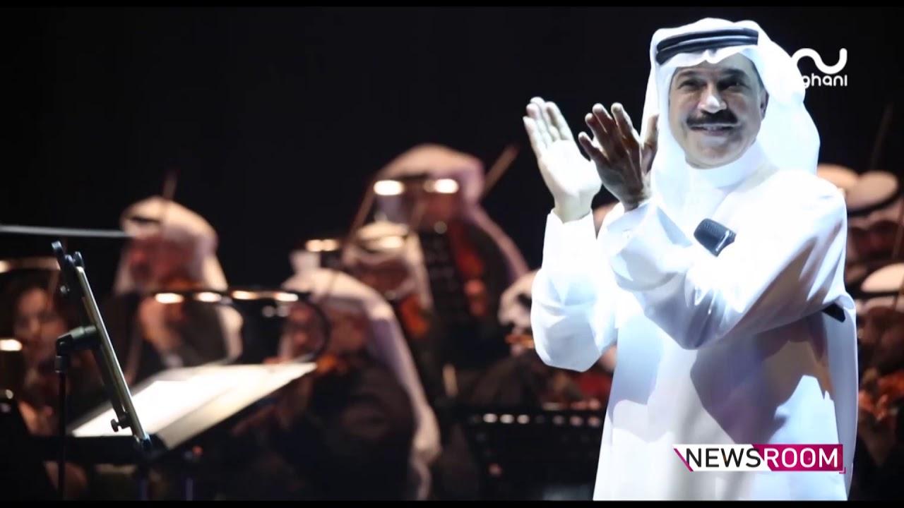 عبدالله رويشد يكرّم حسين المحضار  بمشاركة فؤاد عبد الواحد في اوبرا الكويت!