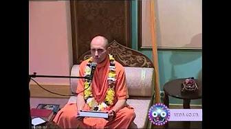 Бхагавад Гита 10.9 - Бхакти Ананта Кришна Госвами
