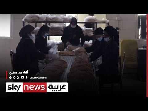 سوريا.. المرأة الكردية خلال مشاركتها في الحرب ضد داعش في مدينة عين العرب