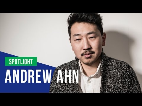 Filmmaker Andrew Ahn wants you to take your parents to 'Spa Night'