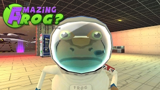 SECRET SPACE PROGRAM - The Amazing Frog - Episode 7 (Gameplay / Playthrough)