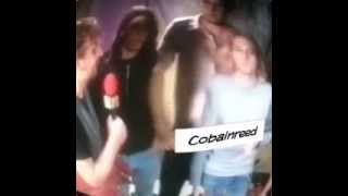 rare Nirvana interview after the 1993 vma's ( RARE )
