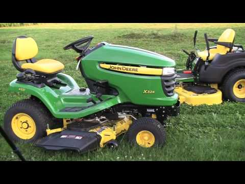 ZTR vs Tractor LawnMower