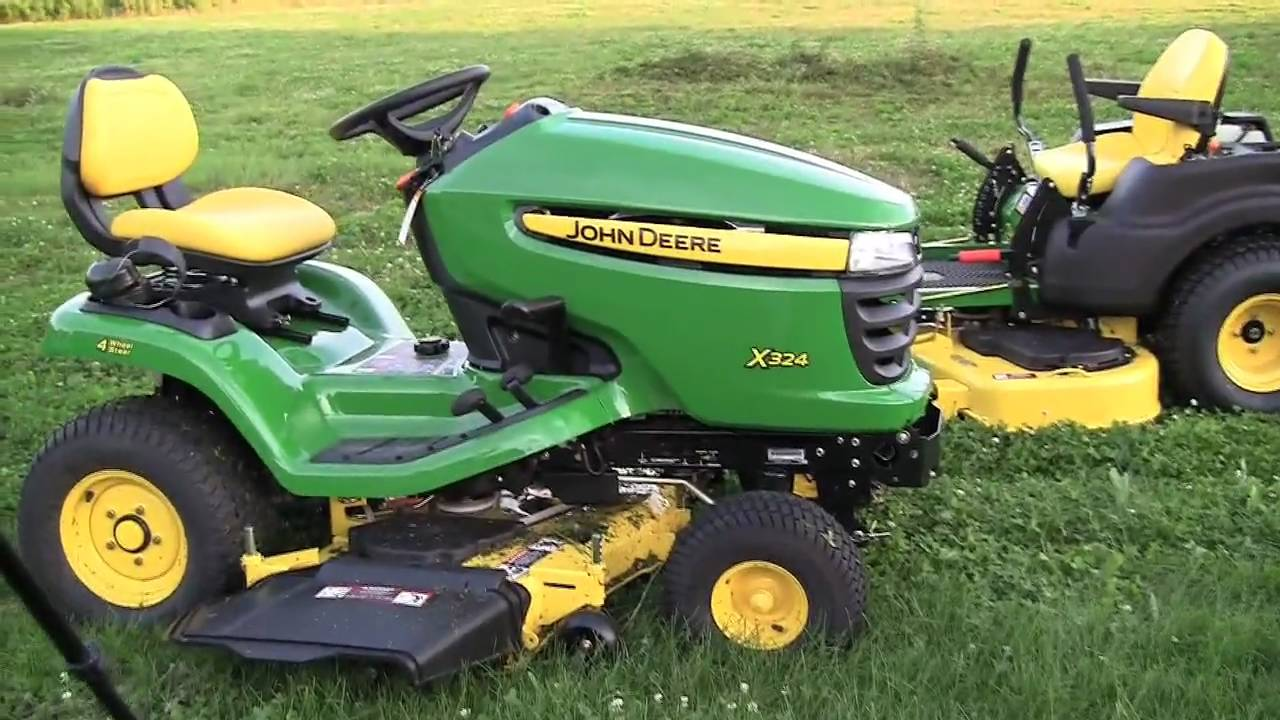 Is It Worth Buying A Riding Mower Best Of Machinery