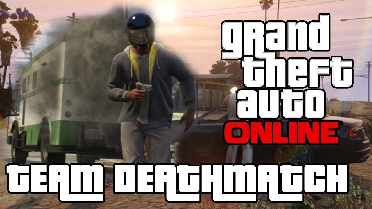 Gta 5 Online Pro Deathmatch HD 106-14